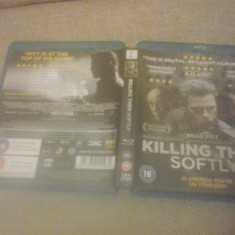 Killing Them Softly (2012) - BLU RAY - Film thriller Altele, Engleza