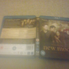 The twilight saga – new moon (2009) - BLU RAY - Film SF Altele, Engleza