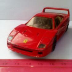 Bnk jc Matchbox Specials - Ferrari F40 - 1/39 - Macheta auto