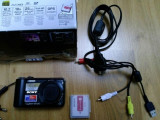 Sony hx5v, 10.2mpx, zoom 10x optic, filmeaza fullhd, GPS