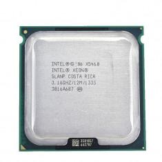 Procesor Intel Quad Core X5460 (mai bun ca Q9650), 3.16GHz, 12MB, 1333FSB - Procesor PC Intel, Intel Core 2 Quad, Numar nuclee: 4, Peste 3.0 GHz, LGA775