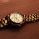 CEAS DAMA MICHAEL KORS MK5055 CRONOGRAPH, Elegant, Quartz, Inox, Cronograf
