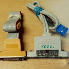 Port Usb PC 2 porturi Nr. 1006