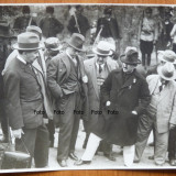 Silistra, foto cu Armand Calinescu, Ion Mihalache, Camarasescu, Foto Berman - Autograf