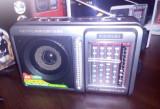 Radio FM portabil KEMAI, Analog, 0-40 W