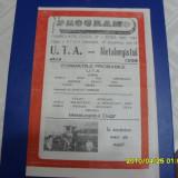 program         UTA  -  Metalurgistul  Cugir