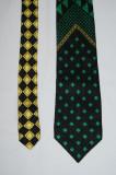 Cravata Gianni Versace originala, Multicolor