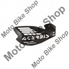 Protectii maini Acerbis MX X-Strong, negru, uni=22+28.5mm, Cod Produs: 13709090AU - Handguard - protectii ghidon Moto