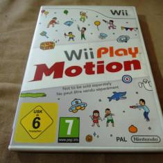 Wii Play Motion, pentru Wii, original, PAL, alte sute de jocuri - Jocuri WII Sega, Sporturi, 3+, Multiplayer