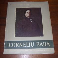 MAESTRII ARTEI ROMANESTI - CORNELIU BABA ( 1958, editie rara ) * - Album Arta