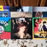 Discuri vinyl muzica pop/rock originale in stare excelenta