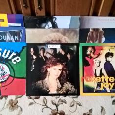 Discuri vinyl muzica pop/rock originale in stare excelenta, VINIL