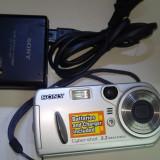Camera foto Sony Cybershot DSC- P72 3.2 mp + acumulatori+incarcator+card - Aparat Foto compact Sony