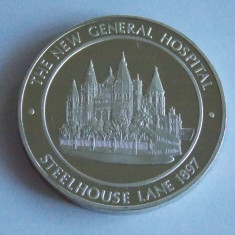 Medalie argint Anglia -1779-1979 (543)