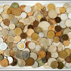 LOT 300 MONEDE VECHI - ROMÂNEȘTI ȘI STRĂINE - ÎN DIFERITE STĂRI, LA PREȚ FINAL! - Moneda Romania