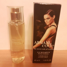 PARFUM 40ML ARMANI CODE - Parfum femeie