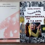 PATRU CARTI DE SAVEL STIOPUL (2000-2006) - Carte Cinematografie