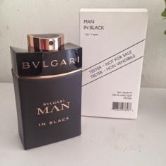 Tester Bvlgari Man in Black 100 ml - Parfum barbati Bvlgari, Apa de parfum