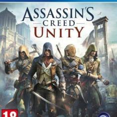 Joc software Assassins Creed Unity PS4 Ubisoft