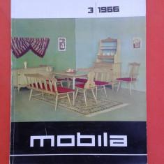 REVISTA MOBILA Nr.3/1966 - Revista casa