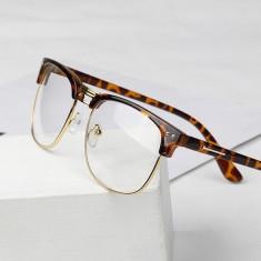 Rame de ochelari Wayfarer Vintage Retro hipster ClubMaster tocilar tip Ray Ban - Rama ochelari Ray Ban