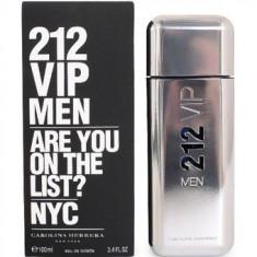 Parfum Carolina Herrera 212 VIP men 100 ml sigilat - Parfum barbati Carolina Herrera, Apa de parfum