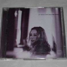 Vand cd TORI AMOS-To Venus and back - Muzica Pop warner