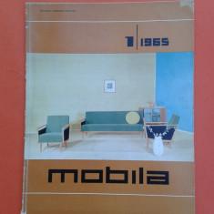 REVISTA MOBILA Nr.1/1965 - Revista casa