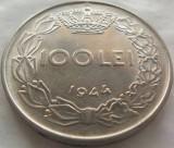 Moneda 100 Lei - ROMANIA, anul 1944 *cod 3694 (calitate)