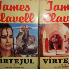 VARTEJUL 2 VOLUME/1660PAG= JAMES CLAVELL - Roman