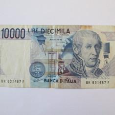 ITALIA 10 000 LIRE 1984