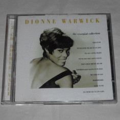 Vand cd DIONNE WARWICK-The essential collection - Muzica Blues arista