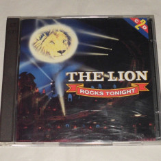 Vand cd THE LION-Rocks tonight - Muzica Rock ariola
