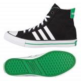 Adidas 3 Stripers Mid Originali !!! - Adidasi barbati, Marime: 45 1/3, Culoare: Verde