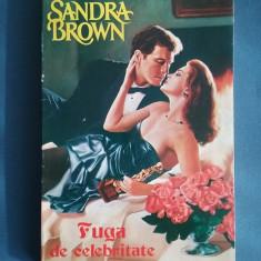 Fuga de celebritate - Sandra Brown / R5P2F - Roman dragoste