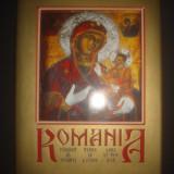 ROMANIA PAMANT AL ICOANEI * ALBUM CU ICOANE ROMANESTI - Carti ortodoxe