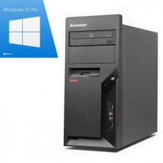 Calculatoare Refurbished Lenovo ThinkCentre M57p E6550 Windows 10 Pro