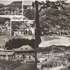 Olanesti - 4 carti postale