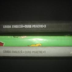 VIRGILIU STEFANESCU DRAGANESTI - LIMBA ENGLEZA * CURS PRACTIC 3 volume - Curs Limba Engleza