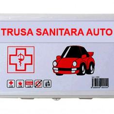 Trusa medicala auto de prim ajutor omologata, import Slovacia - Trusa auto prim ajutor Automax