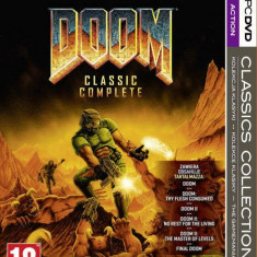 Doom Classic Complete (Classic Collection) PC Bethesda Softworks