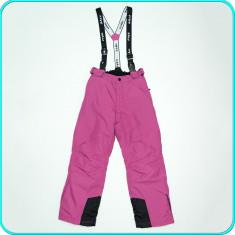 Pantaloni salopeta ski / iarna, caldurosi, FIVE SEASONS _ fete | 11-12 ani | 152 - Echipament ski, Copii