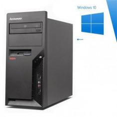 Calculatoare Refurbished Lenovo ThinkCentre M57p E6550 Windows 10 Home