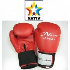 Manusi Box PVC Nativ Sport 71015