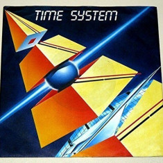 The Sound of Time System - Time System (1984, Metronome) Disc vinil single 7