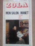 Mon Salon. Manet - Zola ,389875