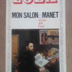 Mon Salon. Manet - Zola, 389875 - Carte in franceza