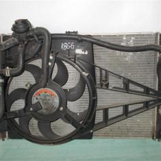 Trager complet Opel Omega an 1995-2002 radiatoare+ventilator+furtune