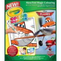 Carte De Colorat Planes