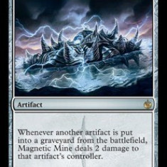 MTG Magnetic Mine x4